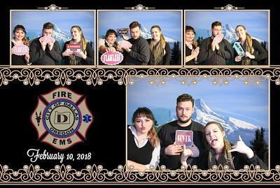Dallas FD Dinner 2.10.2018