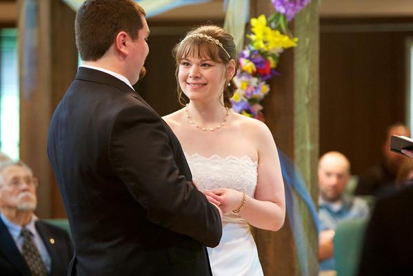 Cameron & Danielle: Ceremony