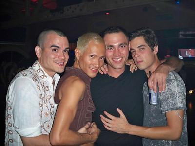 July 25, 2009 - Jesse's Birthday at Club Eleven