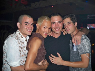 July 25, 2009 - Jesse's Birthday at Club Eleven