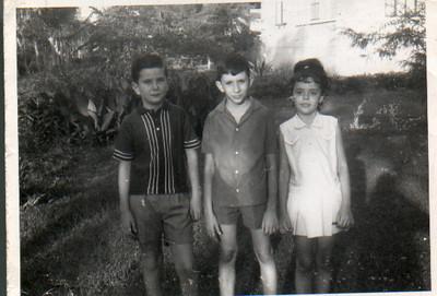 Jorge Duarte, David e Anabela Luna de Carvalho