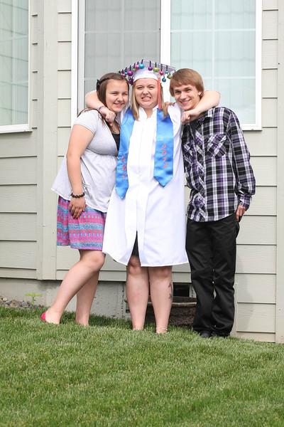 12-06-09 Caitlyn's Ridgefield Graduation