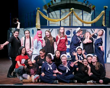 "Winter Musical ""Anything Goes"""