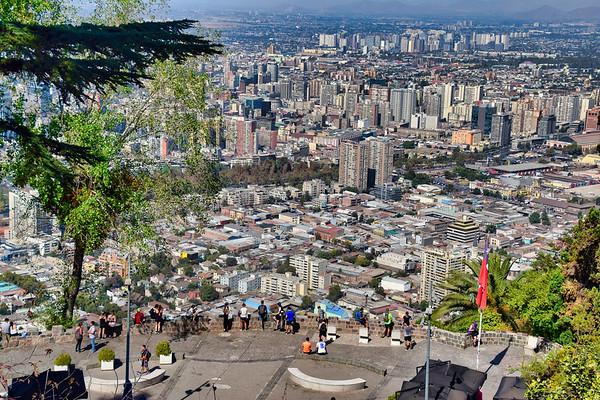 More Santiago, Chile (February 2020)