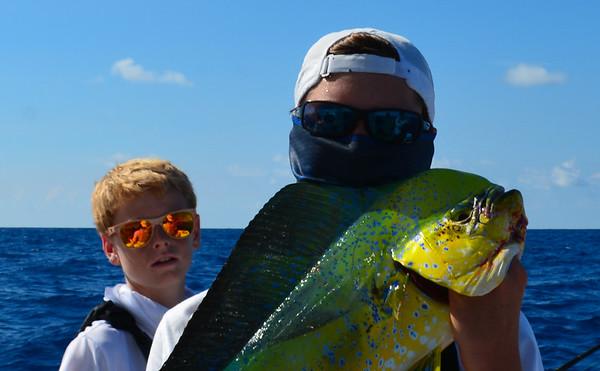 Boy's Gone Fishing
