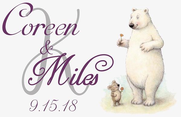 Coreen & Miles