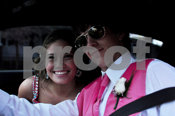 Tanner & Hannah Prom