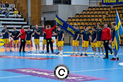 2021-08-08 Sverige - Norge U19