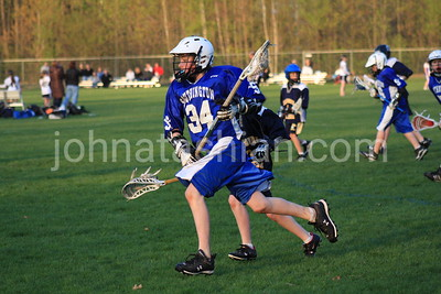 Lacrosse - Simsbury vs. Southington Junior White