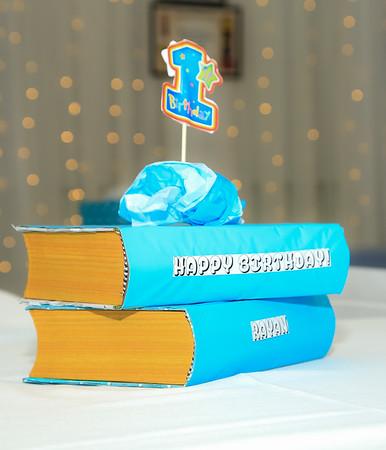 Rayan 1st birthday