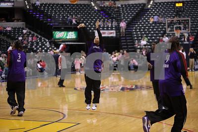 WNBA: Ind Fever vs Sacremento Monarchs