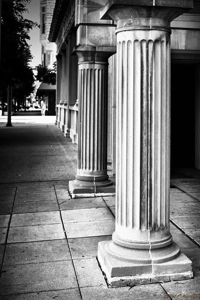 Theater Pillars