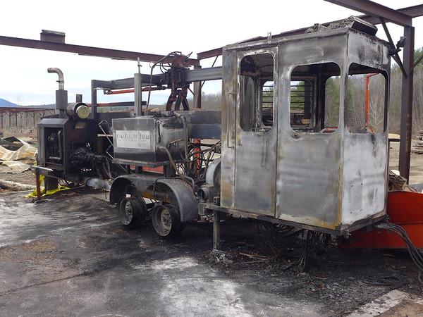 Hartland Structure Fire,