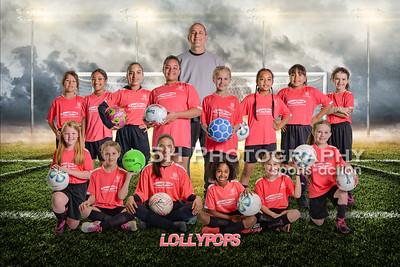 2019 Spring Soccer- U10 Girls