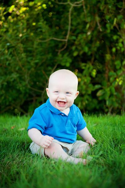 2011 Jackson | 8 months old