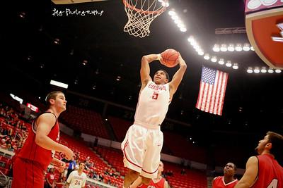 WSU Basketball 2012