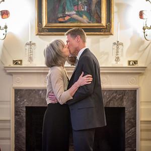 02 Ceremony @ Woodrow Wilson House