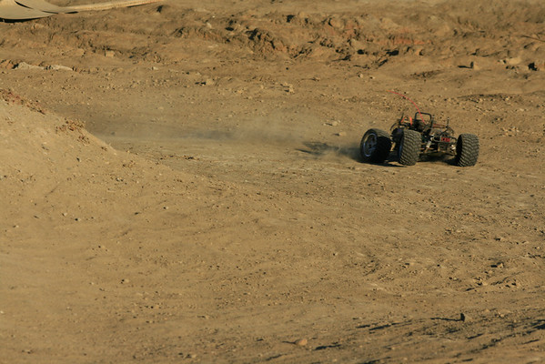Off Road Dirt Racing