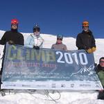 Mt Rainier 2010 Climb to Fight Breast Cancer