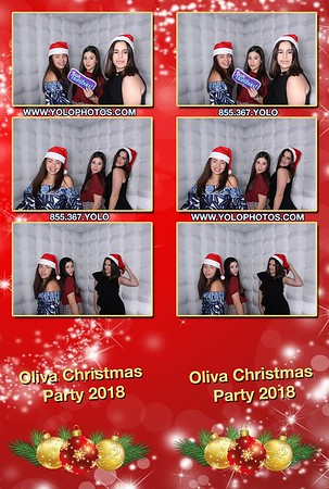 Oliva Christmas Party 2018
