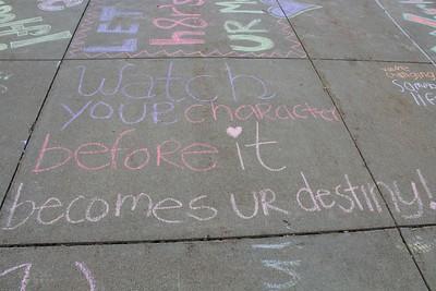 Scott Kindness in Chalk
