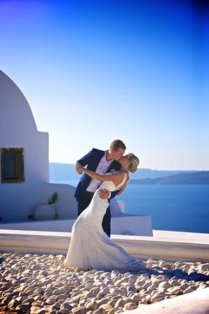 Santorini Kiss