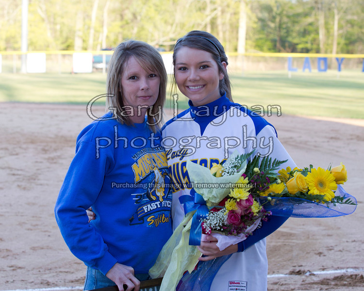Mantachie Senior Night 4-12-13