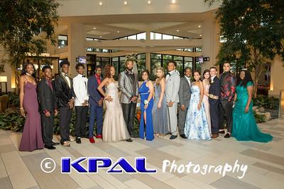 Franklin Jackson III Prom 2018