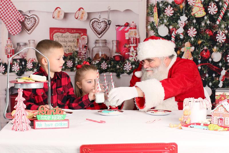 2019 Santa's Grandkids