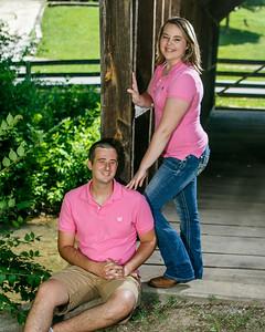 Lauren and Derrick