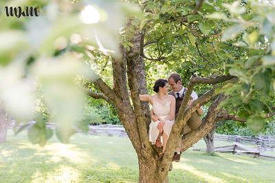 Seval & Matt's Fun, Laid-Back and Authentic Fancy Picnic Wedding at Burnside Plantation in Bethlehem, PA