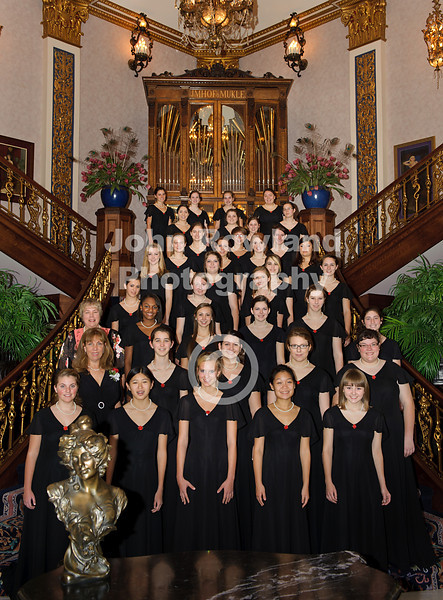 2010 Red Rose Children's Choir - An Enchanted Evening