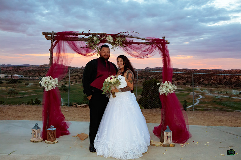 Cam & Angel Wedding 7-6-2019