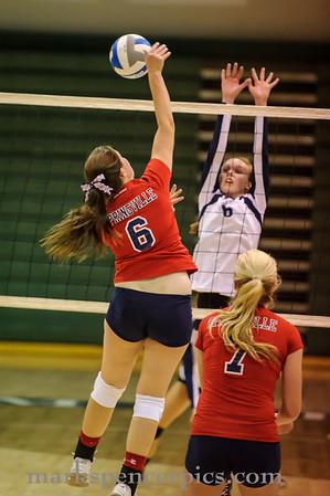 Volleyball SHS vs Timpanogos 8-27-2013