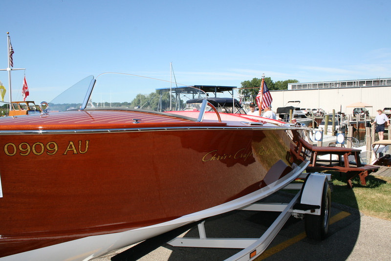 2012 Algonac boat show.