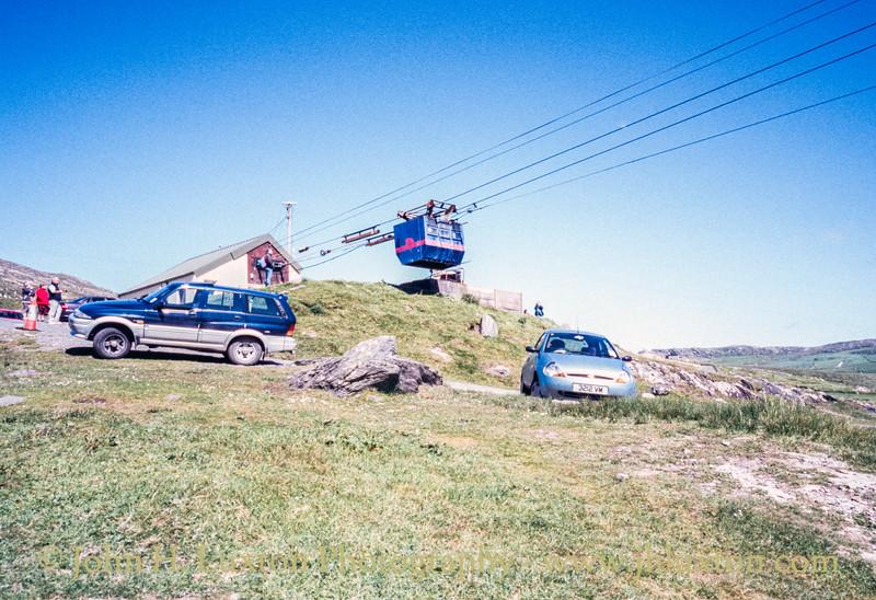 Dursey Island, County Cork, Eire - May 31, 2001