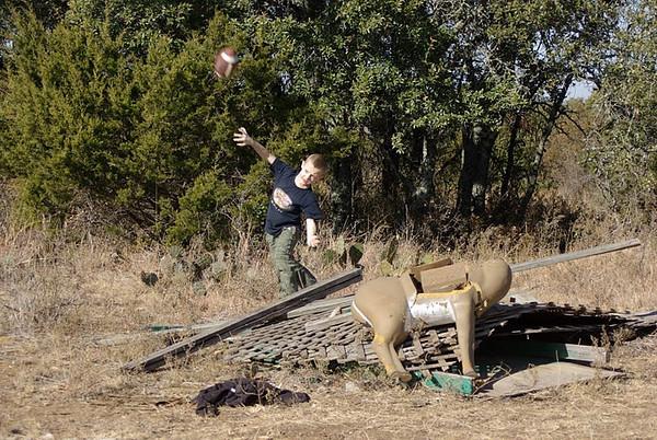 Llano Deer Hunt