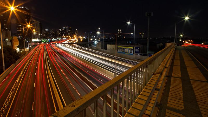 Ingles St Overpass, Port Melbourne