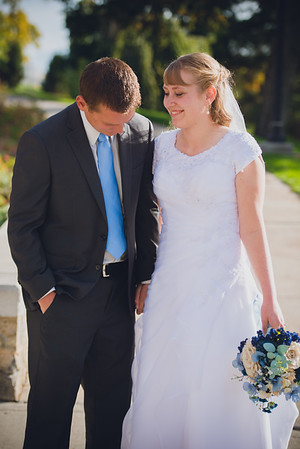 Mark & Alyson Bridals