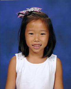 October 23, 2014 - Emily 2nd Grade Photo