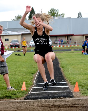 Outlaw Track @ SkyEm District Championship 2015