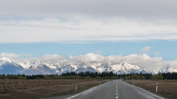 Mt Cook New Zealand 2016