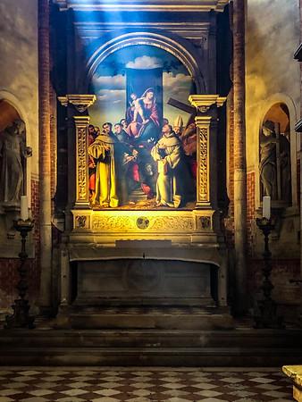 Croatia/Slovenia/Venice Trip 2019