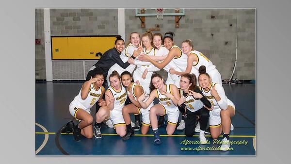 Nauset G V Basketball Teamwork