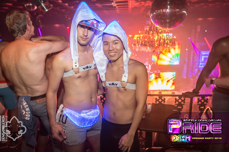 PRISM   The Dallas Pride Opening Party 2018