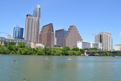 Austin on  Lake LadyBird