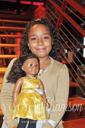 American Girl Fashion Show