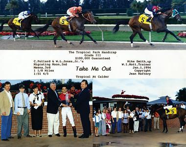 TAKE ME OUT - 1/01/1994