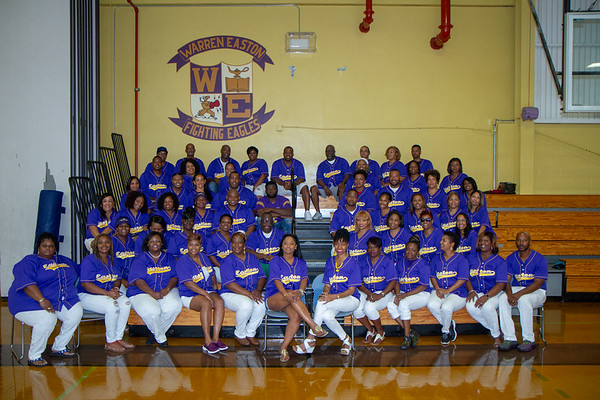 2018 Warren Easton Class of 1988! Cheers to 30 years