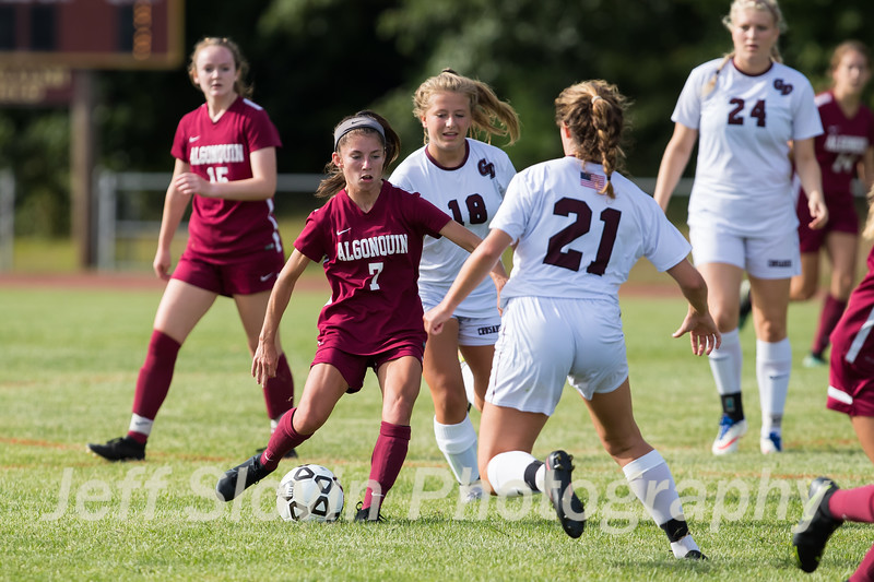Sept 5, 2019 vs Groton-Dunstable
